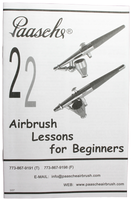 AIRBRUSH LESSONS FOR BEGINERS Thumbnail