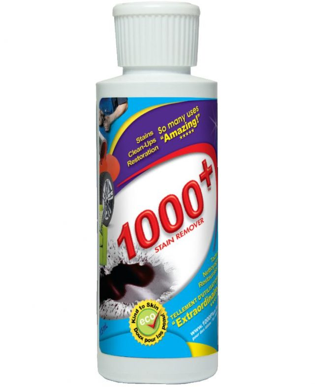 1000+ STAIN REMOVER 125ml Thumbnail
